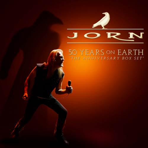 Jorn - 50 Years On Earth (The Anniversary Box)