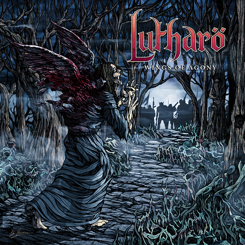 Lutharö - Wings Of Agony
