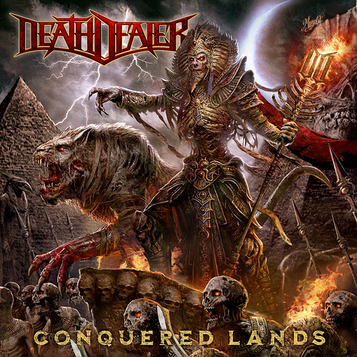 Death Dealer - Conquered Lands