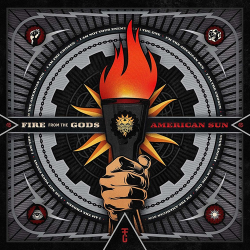 Fire From The Gods - American Sun