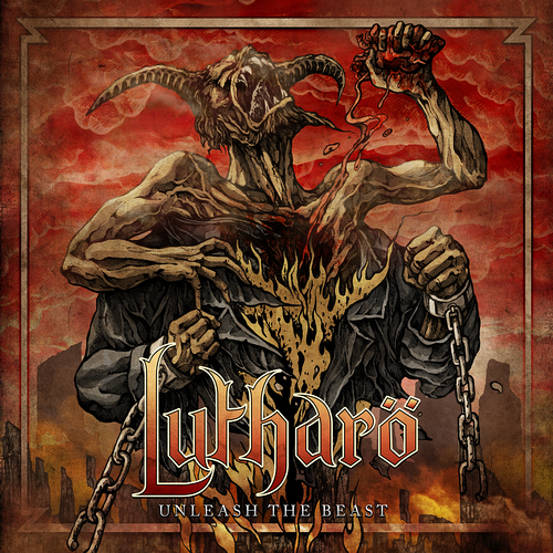 Lutharo - Unleash The Beast