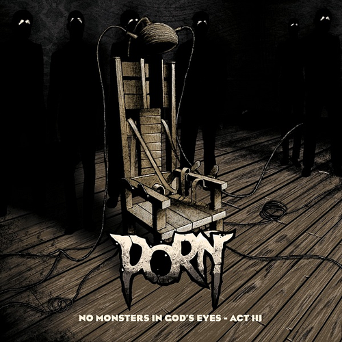 Porn - No Monsters In Gods Eyes - Act III