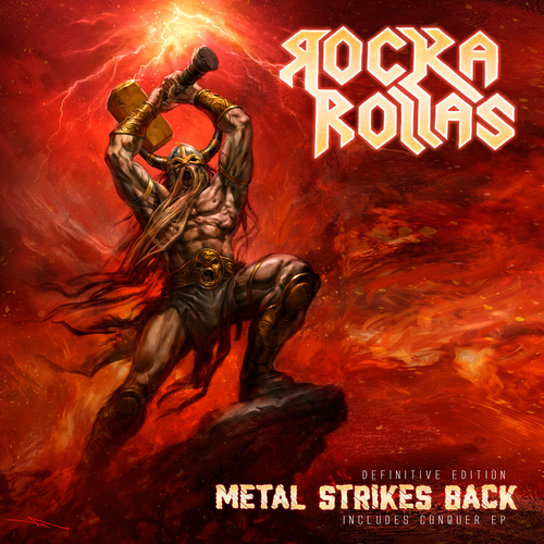 Rocka Rollas - Metal Strikes Back (Definitive Edition)