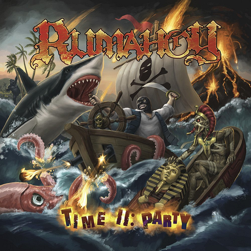 Rumahoy - Time II: Party