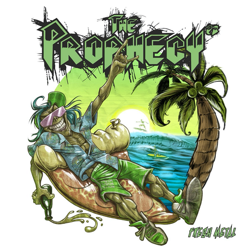 THE PROPHECY 23 - Fresh Metal